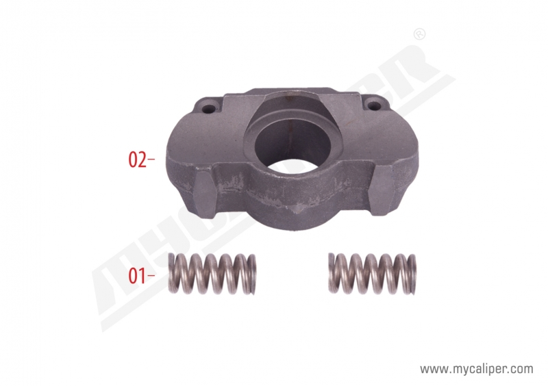 Caliper Adjusting Mechanism Support