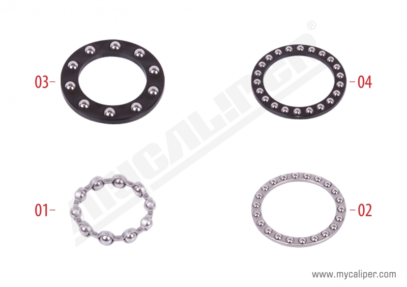 Caliper Mechanism Bearing Repair Kit