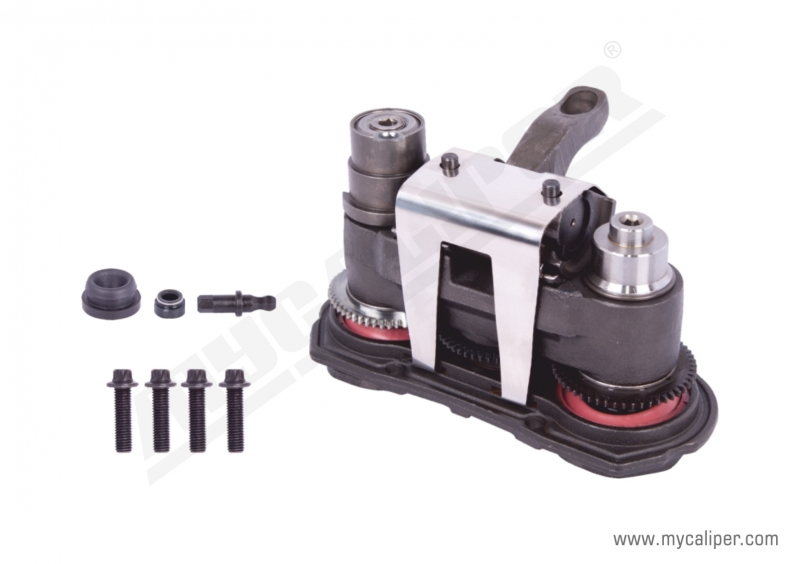 Caliper Mechanism, Piston & Cover Set