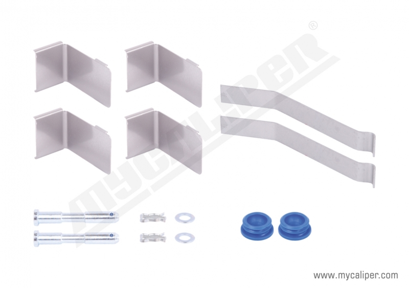 Caliper Pad Retainer Repair Kit