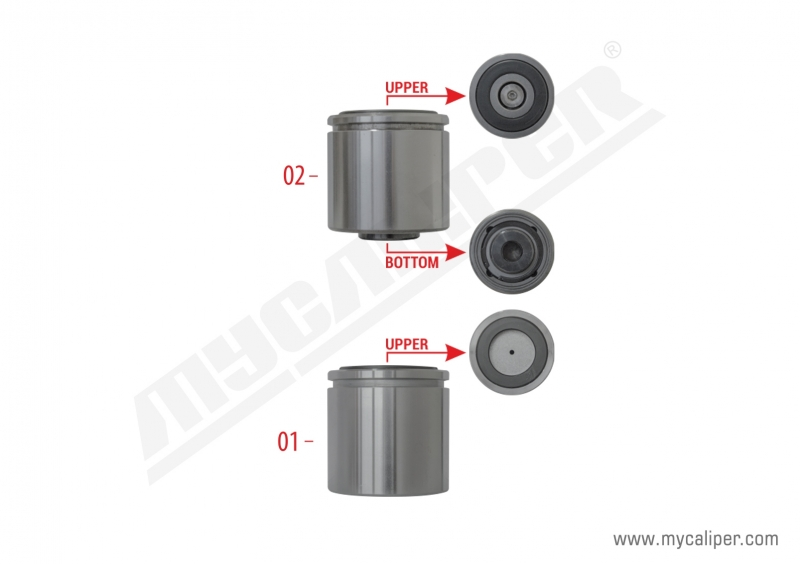 Caliper Piston Kit