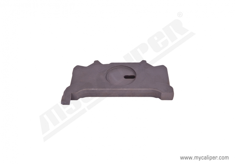 Caliper Push Plate Slotted (Left - PAN19)