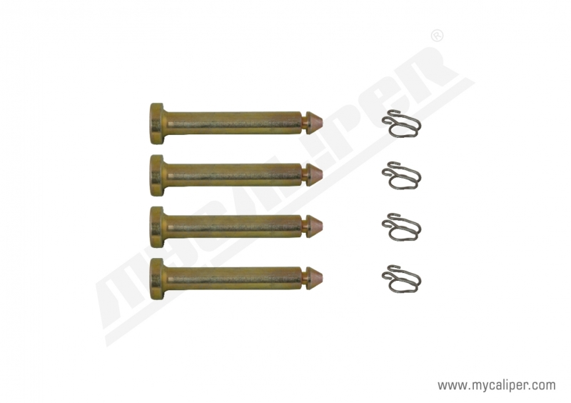 Brake Pad Retainer Bolt Kit