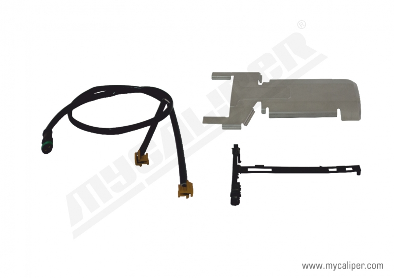 Caliper Cable Protection Kit